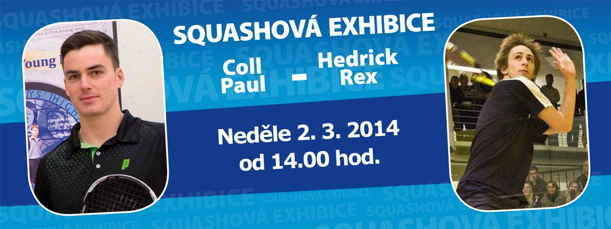 Exhibice Hedrick Rex - Coll Paul